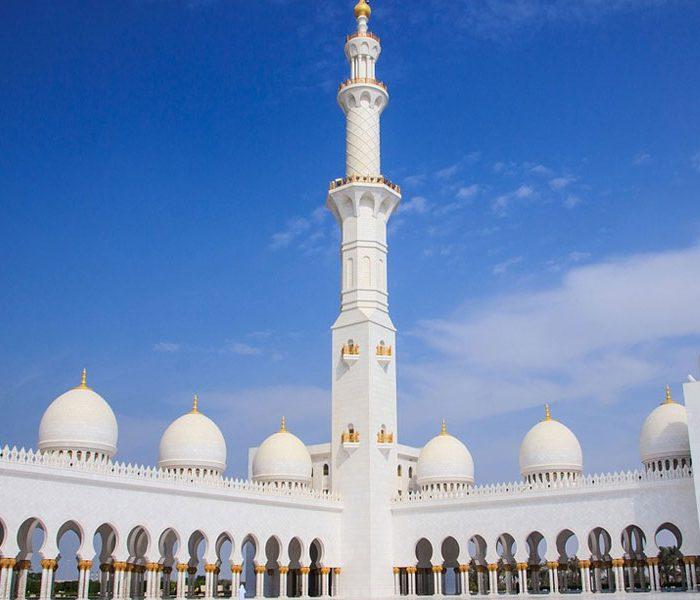 5 Reasons ti visit Abu Dhabi