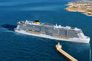Marseille cruise