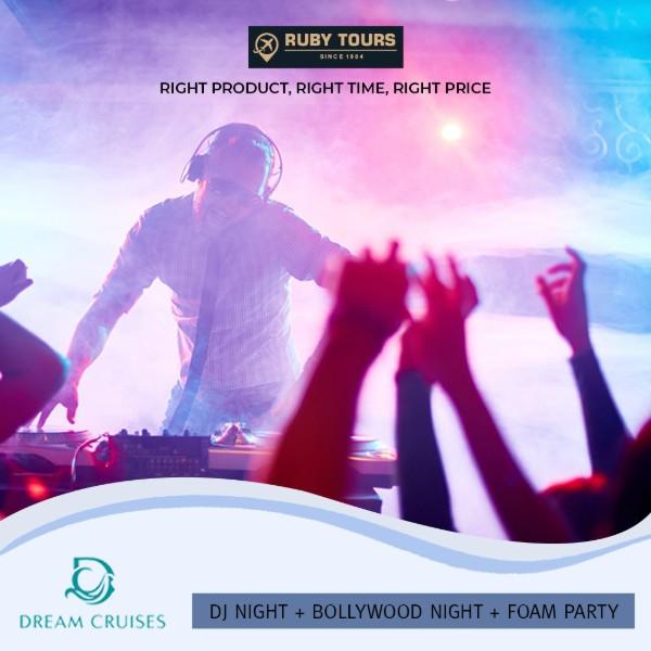 Dream Cruise DJ Night