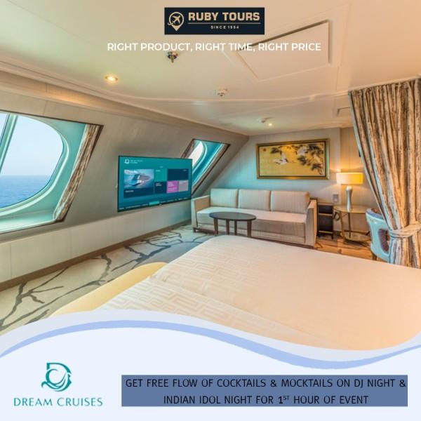 Dream Cruise Accommodation