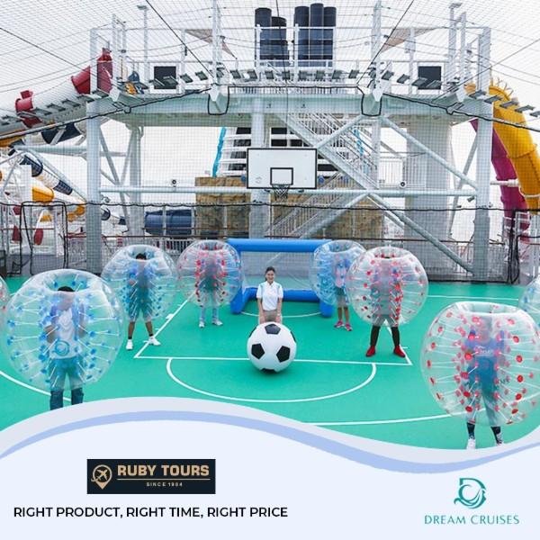 Dream Cruise sports