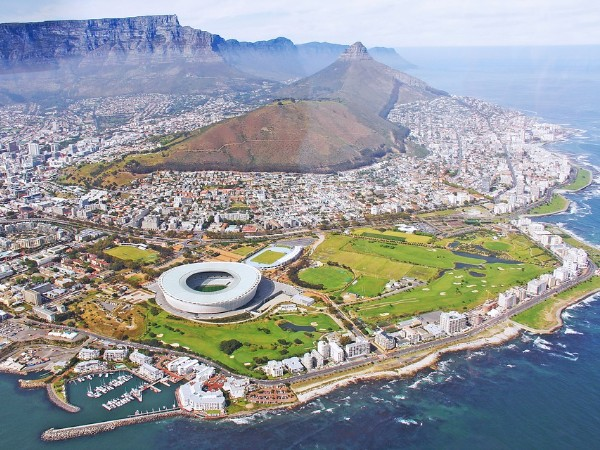 Cape Town South Africa Tour Package