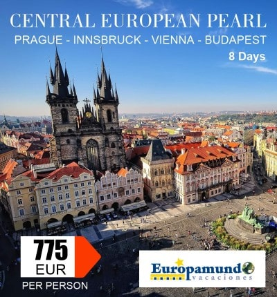 Central European Pearl