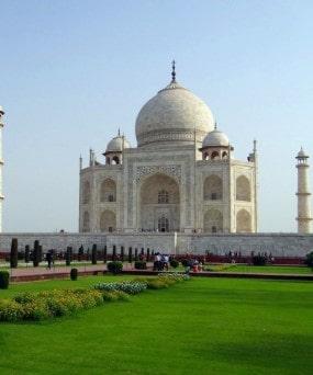 Taj Mahal Tour Package